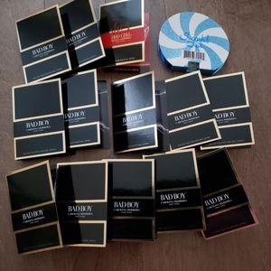 Brand New Bad Boy by Carolina Herrera perfume samples